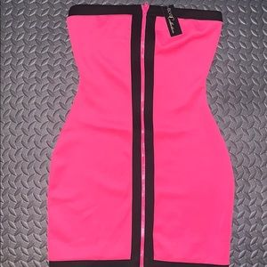 Scuba Club Dress! Mini!BNWT!! Medium!